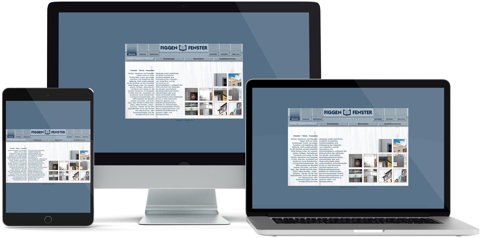 Dreamweaver & WordPress Webdesign: Figgen-Fenster