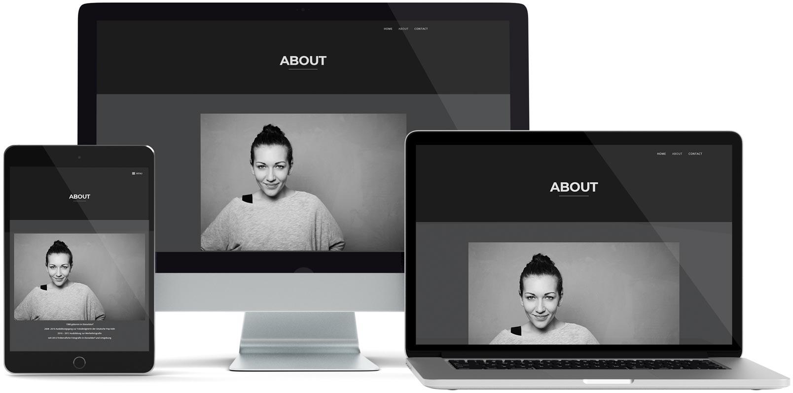 WordPress Webdesign: Sarah Erkens